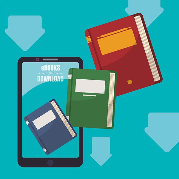 Ebooks Icon Image