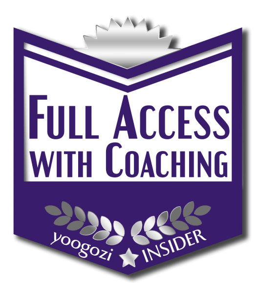 yoogoziINSIDER Full Access w Coaching Level