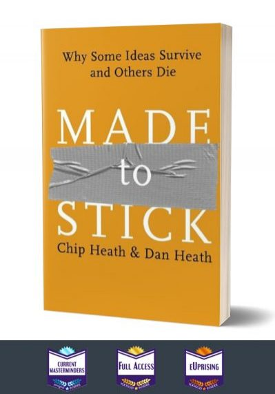 Made to stick Book Summary C