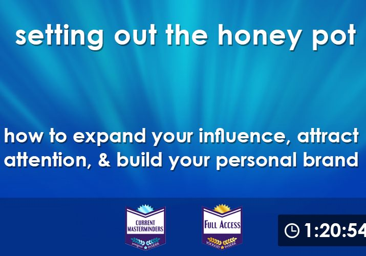honey pot webinar c